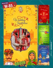 Royal Rajasthani Wedding Theme