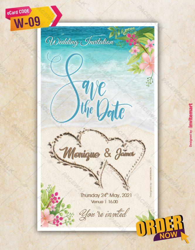 Modern Wedding Invitation eCards