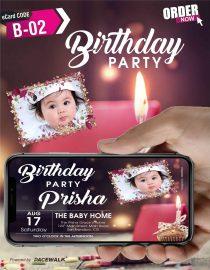 Best Online Birthday Invitation eCards