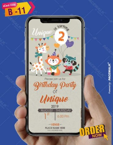 Best Birthday Invitations eCards