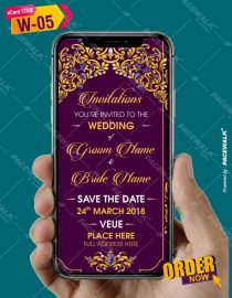 Online Wedding Card Maker