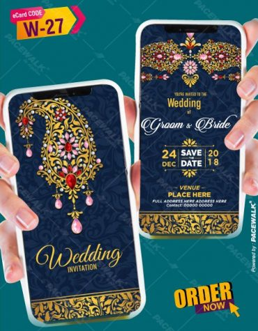 indian wedding invitation cards
