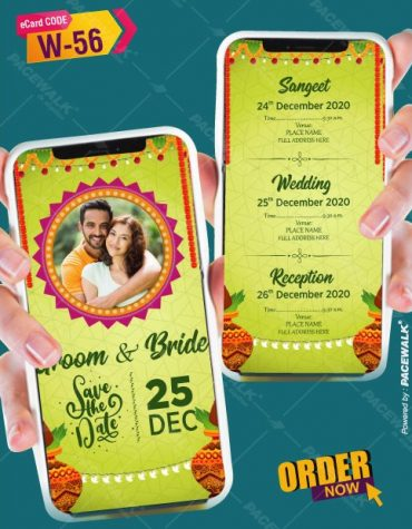 trending wedding invitation cards 2021