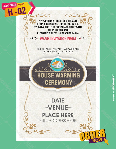 The Best Housewarming Party Invitation eCards
