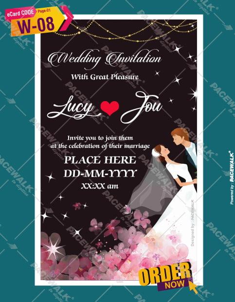 Best Modern Wedding Invitation eCards