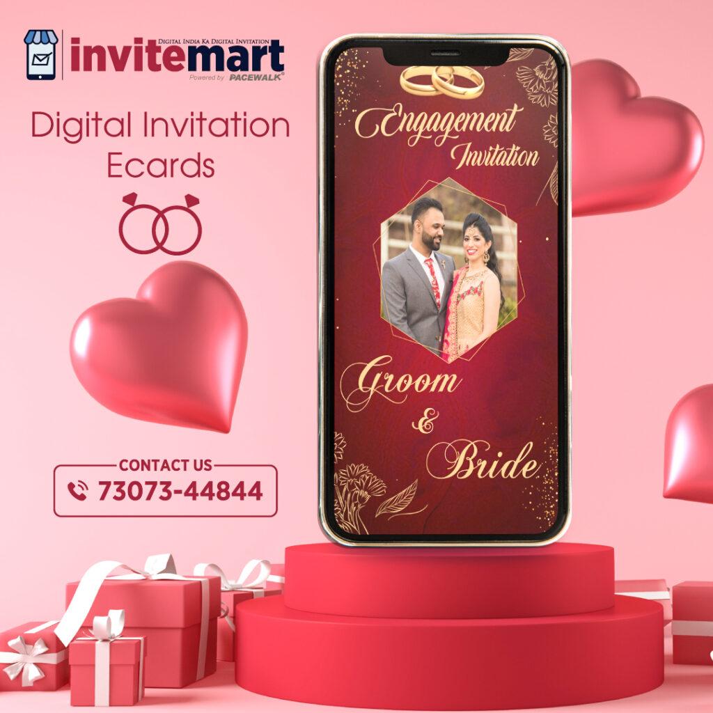 Digital Invitation Cards