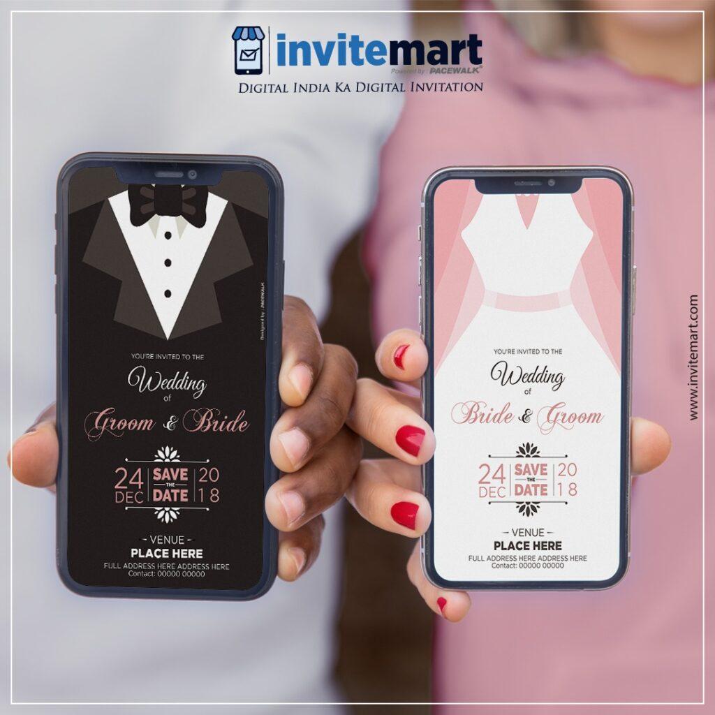 christian wedding invitation card templates