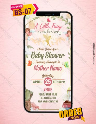 Adorable Baby Shower Invitations