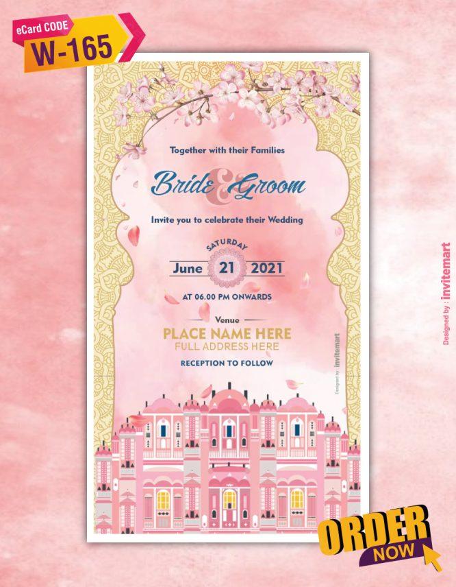 Best Creative Wedding Invitation Card