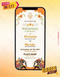 Best Indian Wedding Invitation Card