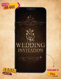 Best Hindu Wedding Invitation Video