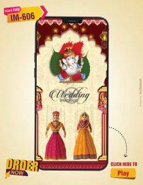 Best Rajasthani Theme Wedding Invite Video