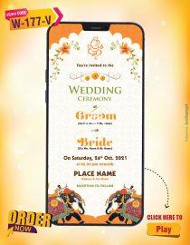 Best Indian Wedding Invitation Video