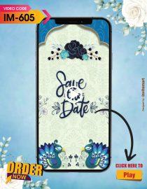 Rajasthani Wedding Invitation Video
